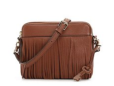 Fossil Sydney Leather Crossbody Bag