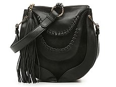 Sam Edelman Sienna Leather Shoulder Bag