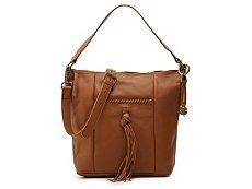 Lucky Brand Carmen Leather Crossbody Bag