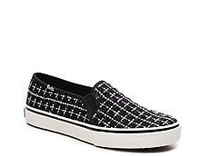 Keds Double Decker Tweed Slip-On Sneaker - Womens
