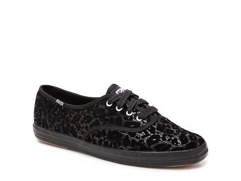 Sequin Dance Tennis Shoes
