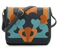 Nanette Lepore Echo Park Leather Crossbody Bag