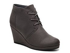 Journee Collection Enter Wedge Bootie