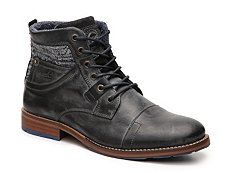 Bullboxer Essen Cap Toe Boot