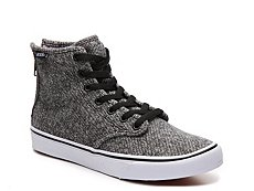 Vans Camden Hi Tweed High-Top Sneaker - Womens