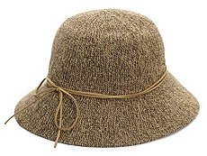 Kelly & Katie Sweater Microbrim Hat