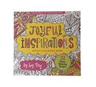 Peter Pauper Press Joyful Coloring Boook