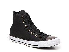 Converse Chuck Taylor All Star Brush High-Top Sneaker - Womens