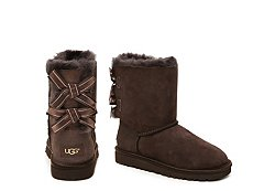 UGG Australia Baily Bow Bloom Girls Youth Boot
