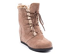 Bare Traps Bonnie Wedge Bootie