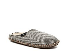 Woolrich Mill Wool Scuff Slipper