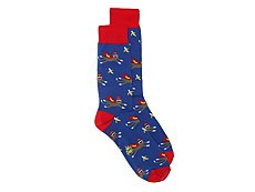 Sock It To Me Sock Monkey Mens Crew Socks