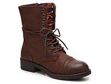 Mia Basia Combat Boot