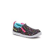 Reebok Ventureflex Girls Infant & Toddler Slip-On Sneaker