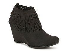 GC Shoes Grace Wedge Bootie