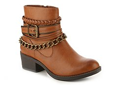 GC Shoes Ranger Western Bootie
