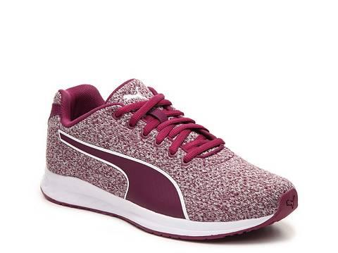 Puma Maroon Shoes