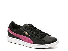 Puma Vikky LS Leather Sneaker - Womens
