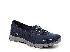 Skechers EX Flex 3 Feelin Good Slip-On Sneaker