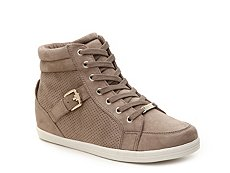 Call It Spring Gledien High-Top Wedge Sneaker