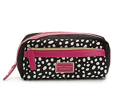Betsey Johnson Printed Cosmetic Bag