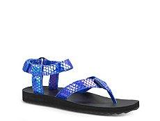 Teva Original Sandal Iridescent Flat Sandal
