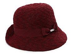 Kelly & Katie Slubby Knit Cloche Bucket Hat