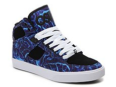 Osiris NYC 83 Brainiac High-Top Skater Sneaker - Mens