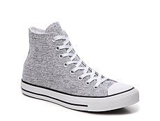Converse Chuck Taylor All Star Sparkle High-Top Sneaker - Womens