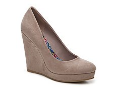Madden Girl Valia Wedge Pump