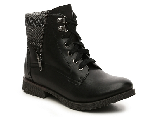 Rock & Candy Tellina Combat Boot