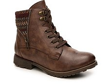 Rock & Candy Tellina Combat Boot