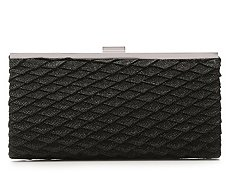 Lulu Townsend Laura Pleated Clutch