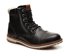 Aldo Suchman Cap Toe Boot