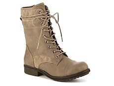 Crown Vintage Lucinda Combat Boot