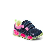 Carter's Fury Girls Toddler Light-Up Sneaker