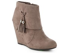 Zigi Soho Kris Wedge Bootie