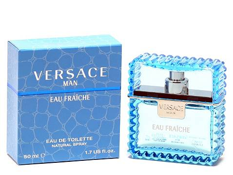 versace man eau fraiche mens eau de toilette spray dsw. Black Bedroom Furniture Sets. Home Design Ideas