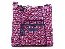 Vera Bradley Katalina Pink Diamonds Crossbody Bag