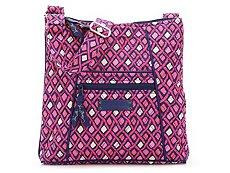 Vera Bradley Katalina Pink Diamonds Crossbody Bag