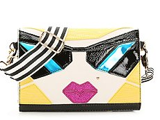 Betsey Johnson Sunglasses Crossbody Bag