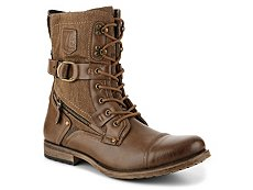 J75 by Jump Draft Cap Toe Boot