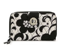 Vera Bradley Night & Day Turnlock Wallet