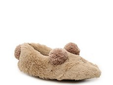 Dirty Laundry Bear Scuff Slipper