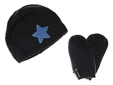 Chaos Star Kids Hat & Glove Set