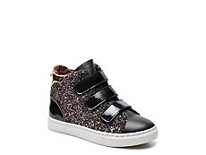 Steve Madden Vex Girls Youth High-Top Sneaker