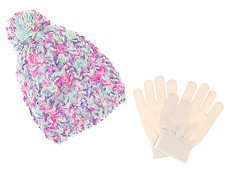 Capelli Cozy Kids Beanie & Glove Set
