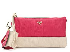 Kelly & Katie Colorblock Wristlet