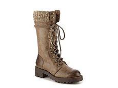 Mia Jenson Combat Boot