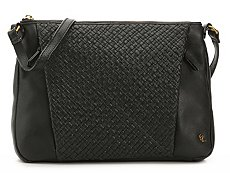 Elliott Lucca Mari Leather Crossbody Bag